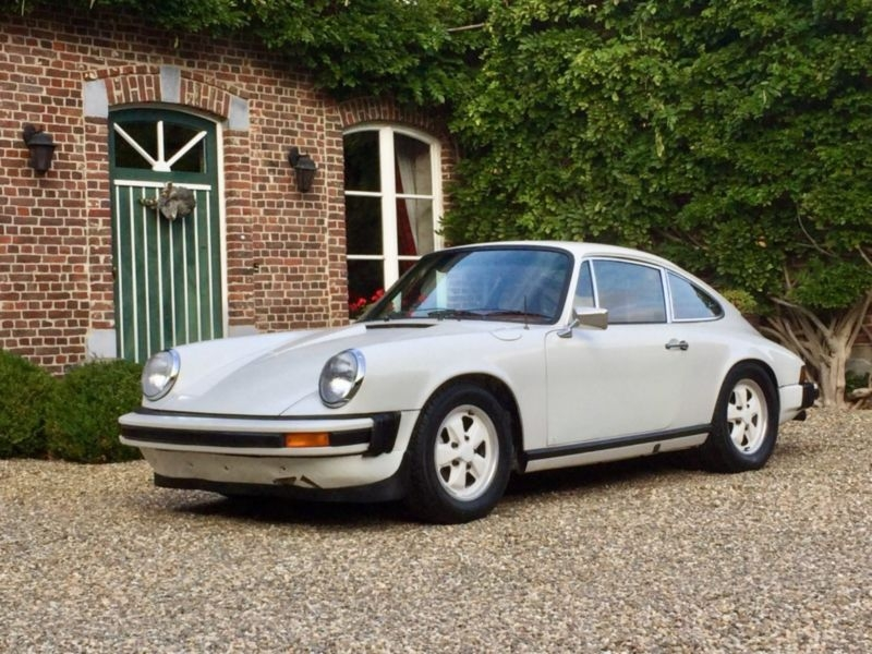 1976 Porsche 911 >> 1976 Porsche 911 2 7 Is Listed For Sale On Classicdigest In Engelbamp 27be 3800 Sint Truiden By Bvba Mecanic Import For 36000