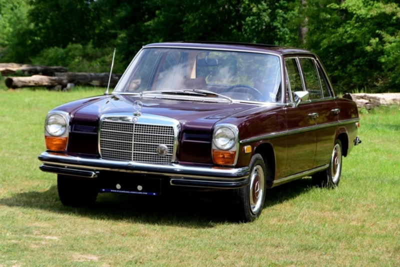 1969 Mercedes-Benz 250C/CE w114 is listed Sold on