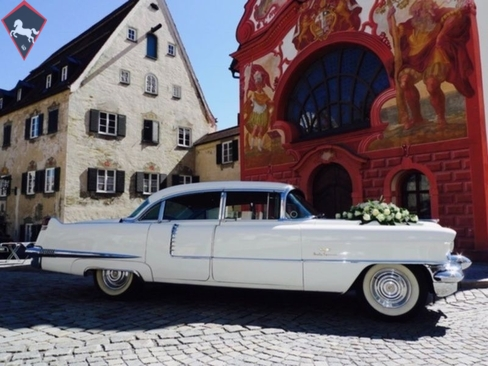 Cadillac Fleetwood 1956
