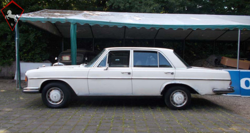 Mercedes-Benz 280S/SE/SEL 3.5 w108 1971