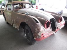 Jaguar XK150 1961