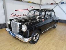 Mercedes-Benz 180 Ponton 1961