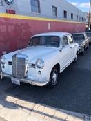 Mercedes-Benz 190 Ponton 1960