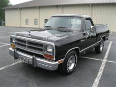 Dodge Ram 1986