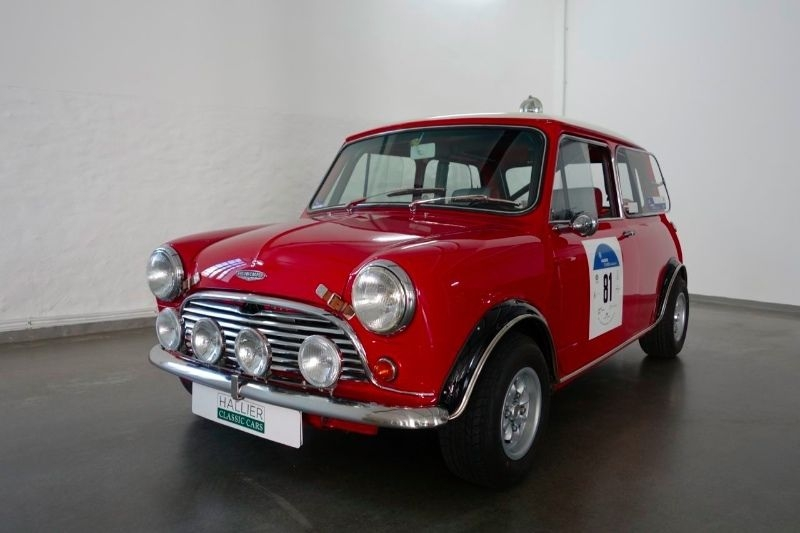 1964 Mini Cooper Is Listed Sold On Classicdigest In Gut Stellmoorde