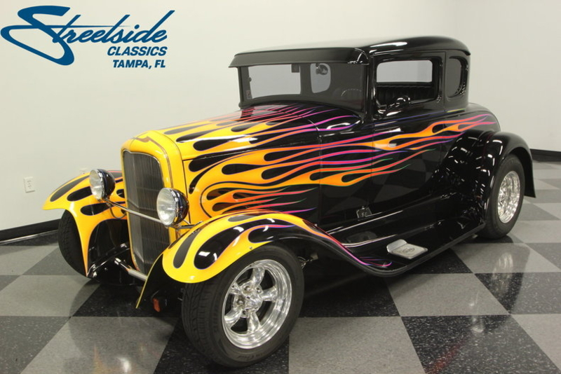 1930 Ford 5 Window Coupe Is Listed For Sale On Classicdigest In Tampa Florida By Streetside Classics Tampa For 43995