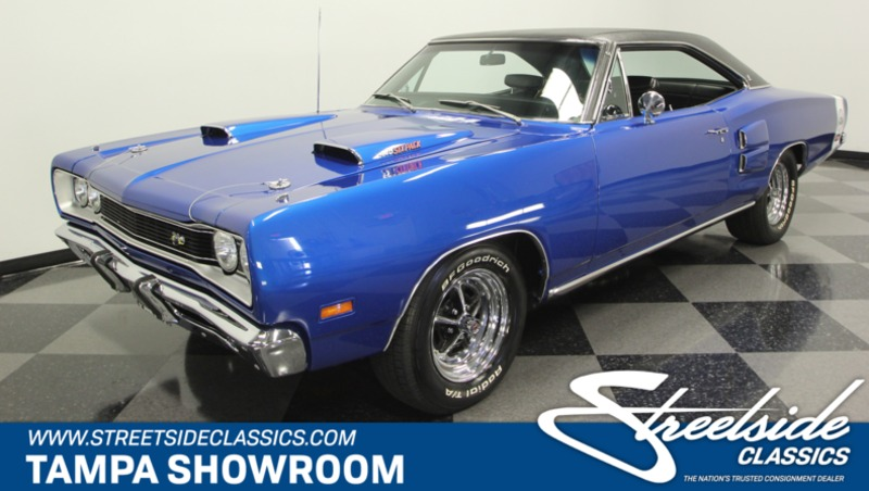 1969 Dodge Super Bee is listed zu verkaufen on ClassicDigest in Tampa,  Florida by Streetside Classics - Tampa for $78995