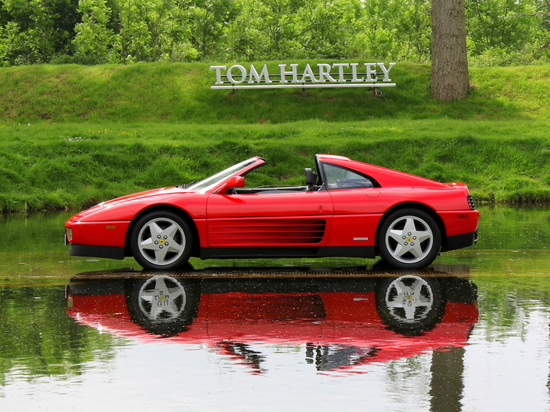 1989 Ferrari 348 Is Listed Sold On Classicdigest In Swadlincote By