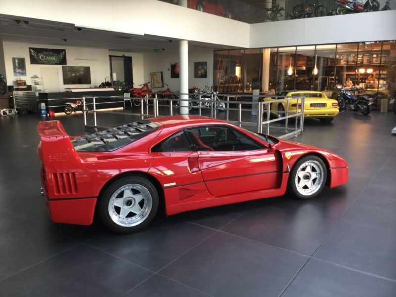 Ferrari F40 For Sale >> 1990 Ferrari F40 Is Listed For Sale On Classicdigest In Erni Singerl Str 1de 85053 Ingolstadt By Oliver Mayer Gmbh Co Kg For 1079000