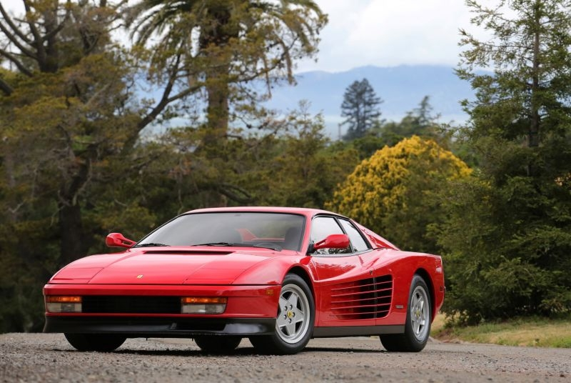 1990 Ferrari Testarossa Is Listed For Sale On Classicdigest In