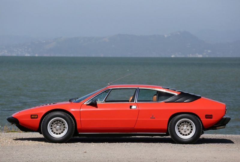 1976 Lamborghini Urraco Is Listed Sold On Classicdigest In