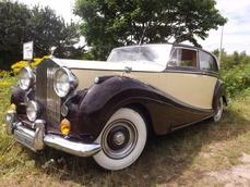 Rolls-Royce Silver Wraith 1956