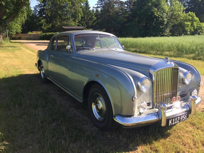1956 bentley s1 is listed zu verkaufen on classicdigest in essex