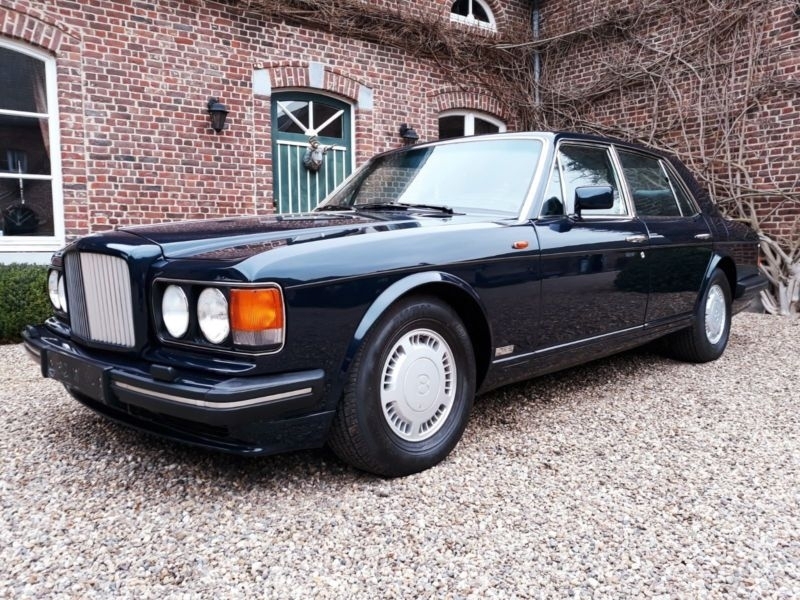Bentley Turbo R >> 1993 Bentley Turbo R Is Listed For Sale On Classicdigest In Engelbamp 27be 3800 Sint Truiden By Bvba Mecanic Import For 28500