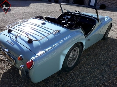 1958 Triumph TR3 is listed For sale on ClassicDigest in Engelbamp 27BE-3800  Sint Truiden by BVBA MECANIC IMPORT for €35000