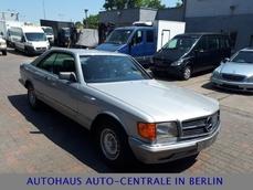 Mercedes-Benz 380 SEC w126 1982
