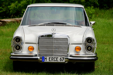 Mercedes-Benz 250S/SE w108 1967
