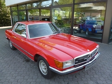 Mercedes-Benz 450SLC w107 1973
