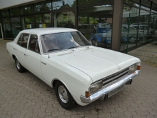 Opel Rekord 1968
