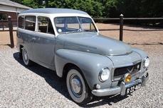 Volvo P210 Duett 1957