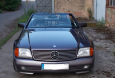 Mercedes-Benz 500SL r129 1992