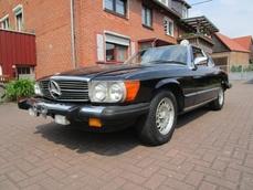 Mercedes-Benz 380SL w107 1984