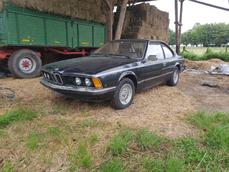 BMW 630 CSI 1979