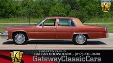 Cadillac Brougham 1977