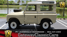 Land Rover Series II 1970