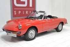Alfa Romeo Spider 1981