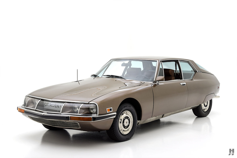 1972 Citroen Sm Is Listed Till Salu On Classicdigest In St Louis By