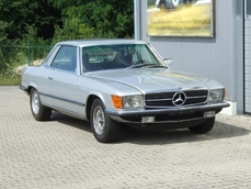 Mercedes-Benz 450SL w107 1976