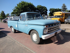 Ford F-250 1965