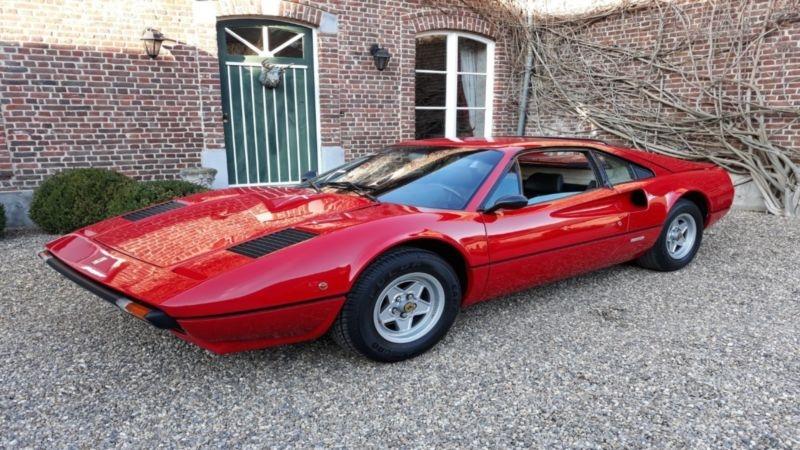 1983 Ferrari 208 Gts Turbo Is Listed Zu Verkaufen On Classicdigest In Engelbamp 27be 3800 Sint Truiden By Bvba Mecanic Import For 67000 Classicdigest Com