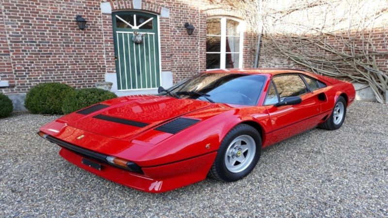1982 Ferrari 208 Gtb Turbo Is Listed For Sale On Classicdigest In Engelbamp 27be 3800 Sint Truiden By Bvba Mecanic Import For 68500 Classicdigest Com