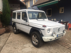 Mercedes-Benz G-wagon 1992