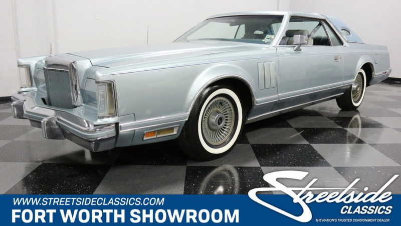 1978 Lincoln Continental Mark V is listed For sale on ClassicDigest in  Dallas / Fort Worth, Texas by Streetside Classics - Dallas/Fort Worth for
