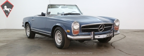 Mercedes-Benz 280SL w113 1971