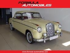 Mercedes-Benz 220S/SE Coupé Ponton 1957