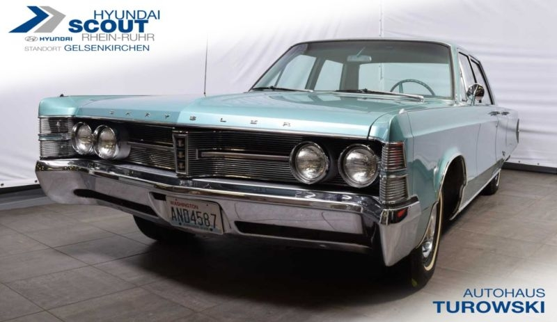 1967 chrysler new yorker is listed for sale on classicdigest in 1967 Chrysler New Yorker 4 Door chrysler new yorker 1967