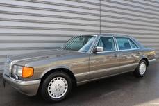 Mercedes-Benz 420 SE/L w126 1986