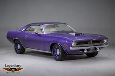 For sale Plymouth Cuda 1970
