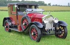 For sale Rolls-Royce 20 hp 1927