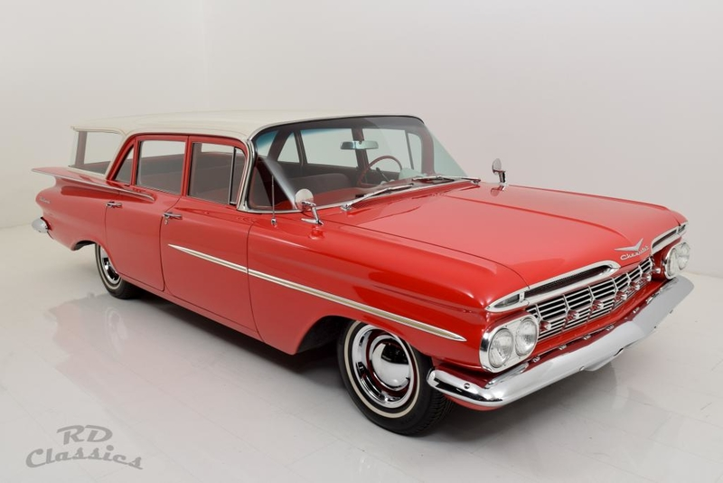 1959 chevrolet biscayne is listed zu verkaufen on classicdigest in