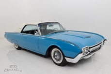 For sale Ford Thunderbird 1961