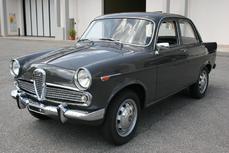 Alfa Romeo Giulietta Berlina 1962