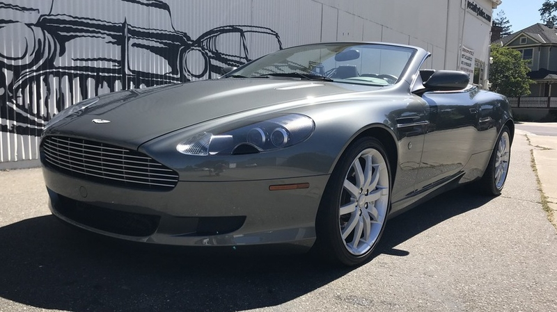 Aston Martin DB Is Listed For Sale On ClassicDigest In - Aston martin db9 for sale
