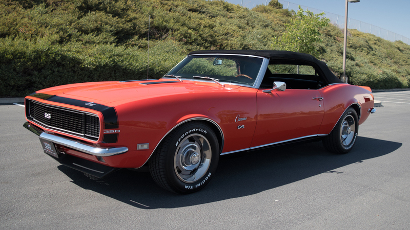 1968 Chevrolet Camaro Is Listed Sld On Classicdigest In Pleasanton