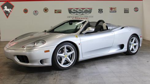 Ferrari 360 2000
