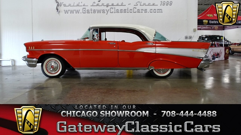 1957 Chevrolet Bel Air is listed Sold on ClassicDigest in